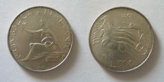 500 lire Unità d'Italia (1961)