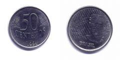 50 centavos real