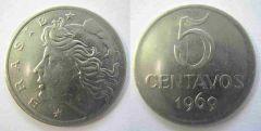 5 centavos di Cruzeiro