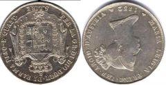 5 lire del Ducato di Parma - Maria Luigia d'Asburgo