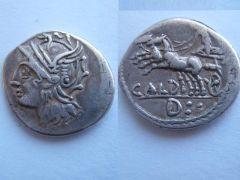C.Coelius Caldus 104 a.C.
