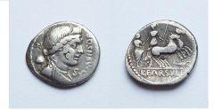 L.Farsuleivs Mensor  75 a.C.
