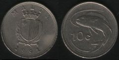 10 Cents - 1991