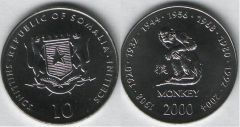 10 Scellini - 2000 - Scimmia