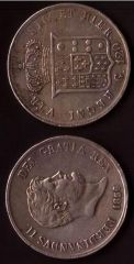 Piastra - 120 Grana 1856