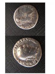 T.F. Vespasianvs (69-79 d.C.)